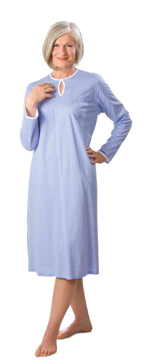 Damen-Pflegehemd 1/1 Arm