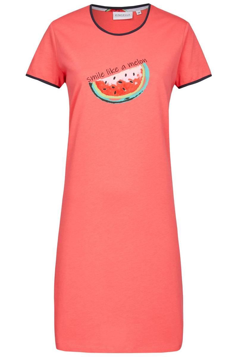 *Nachthemd mit Melonen-Motiv