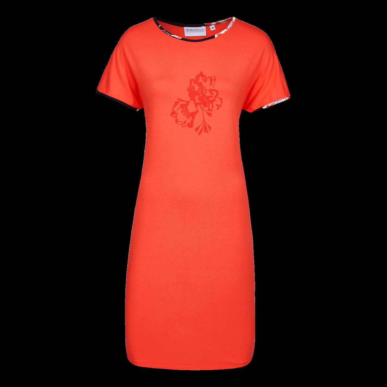 Nachthemd mit Motivdruck cayenne | 38