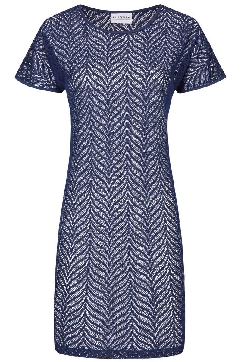 Kleid aus Netzstoff