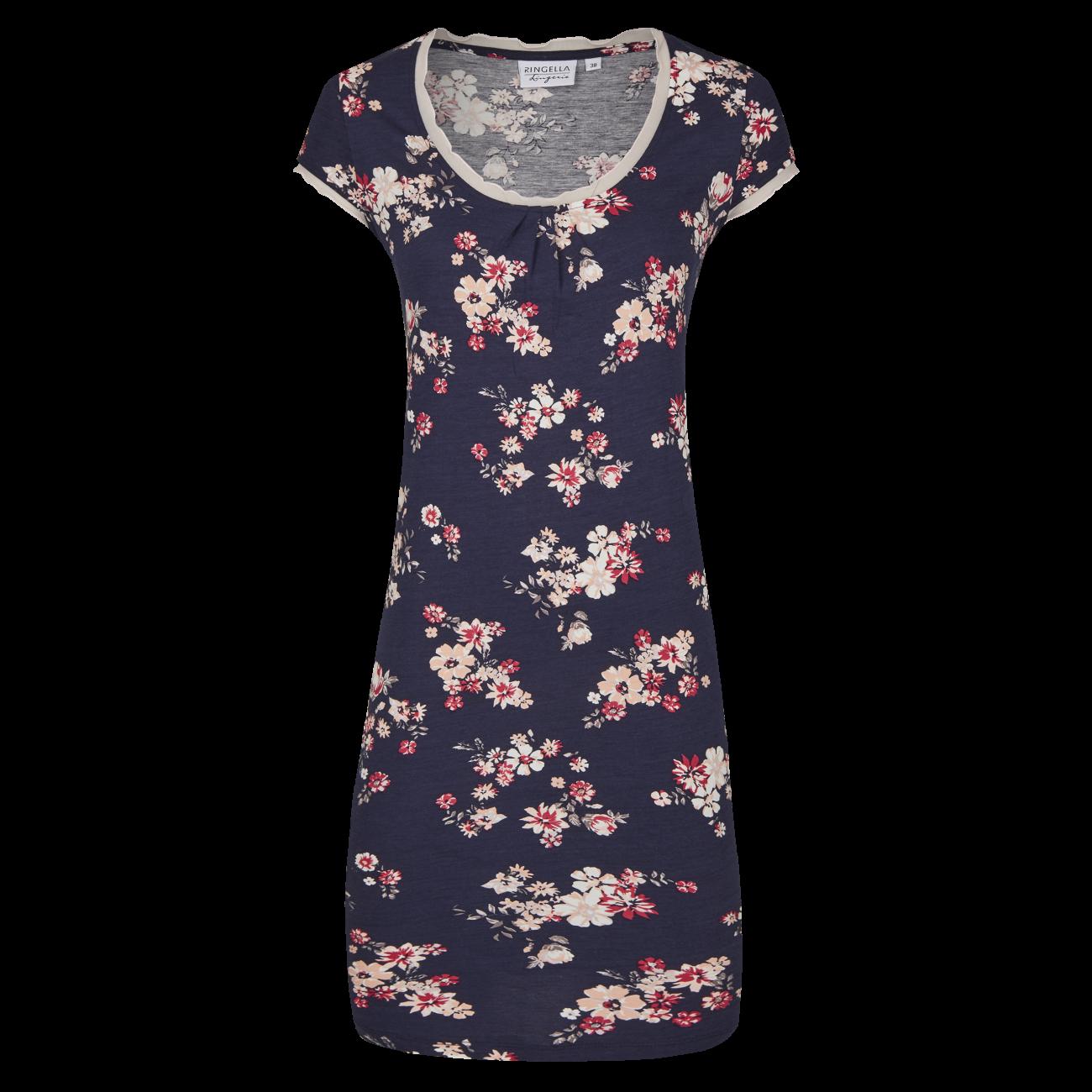 Nachthemd mit Blumendessin night | 36