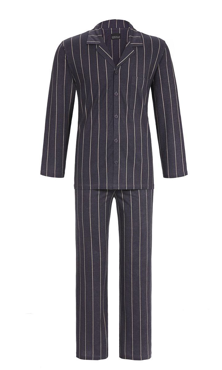 Herren Pyjama schlamm | 54