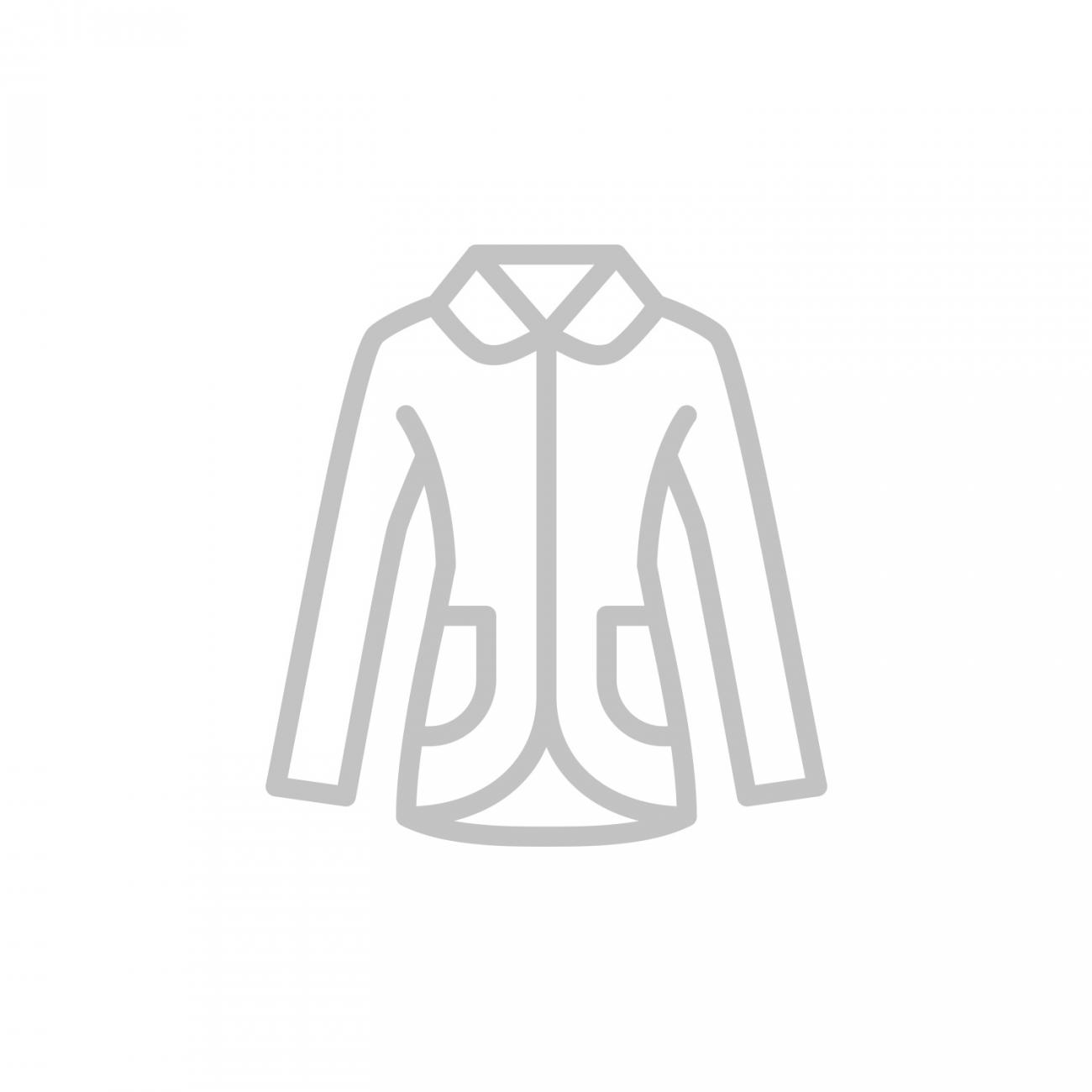 Mantel mit Knopfleiste mauve | 50