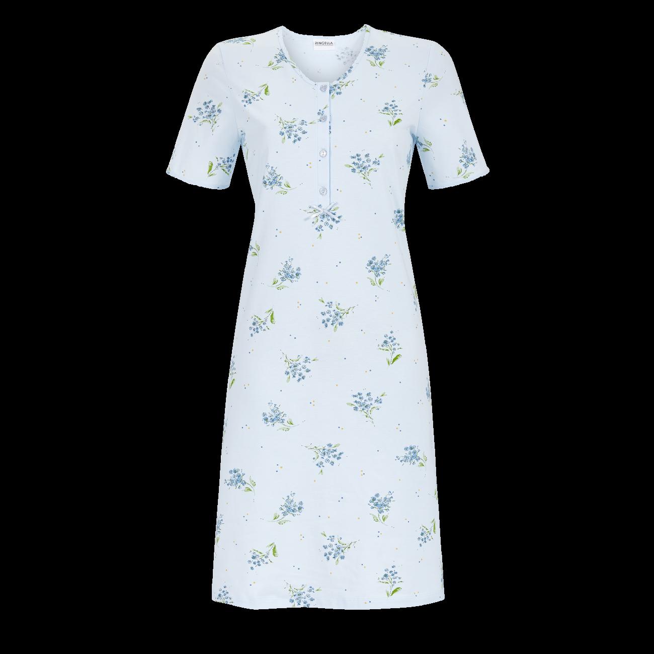 Nachthemd mit Kurzarm