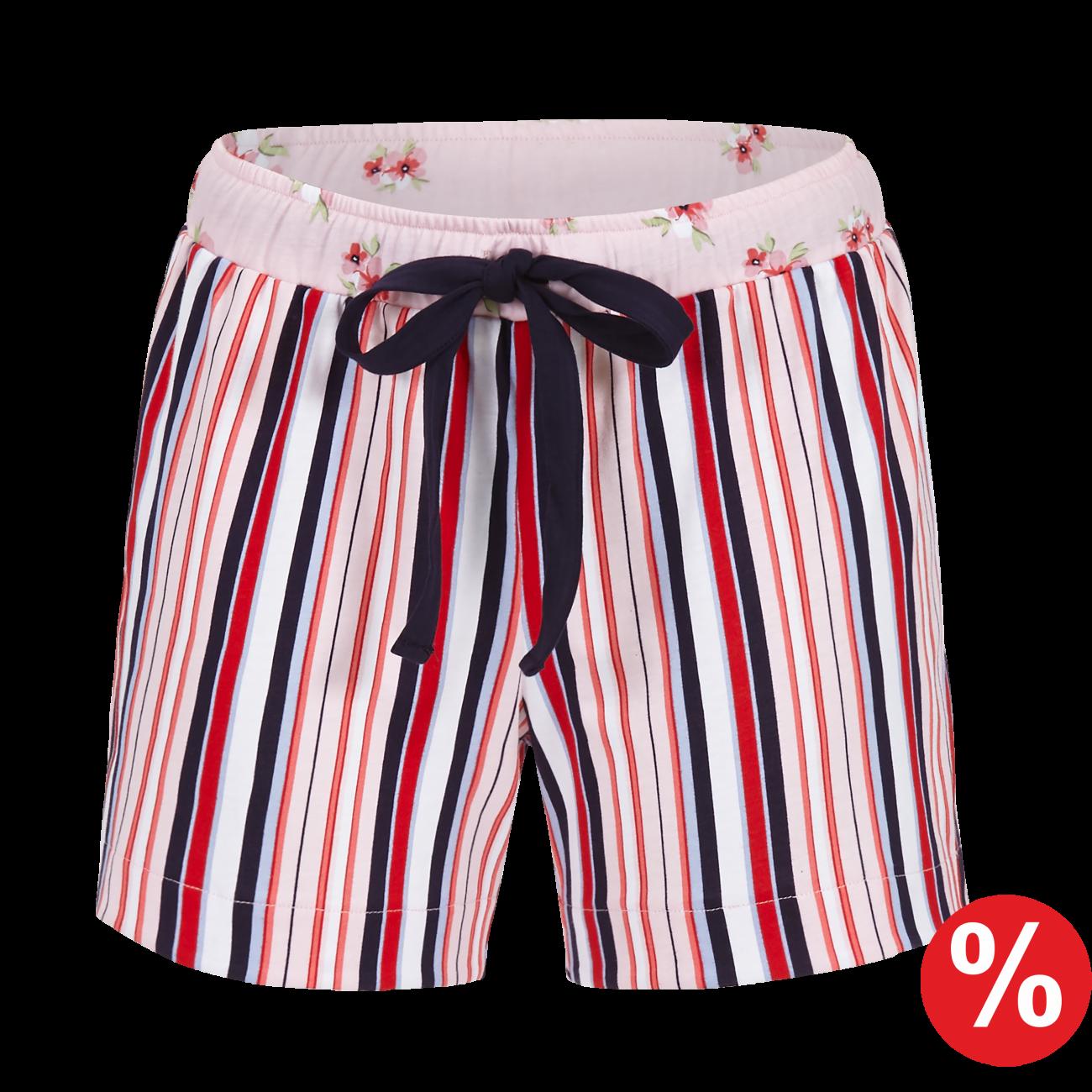 Shorts im Streifenlook tinte | 36