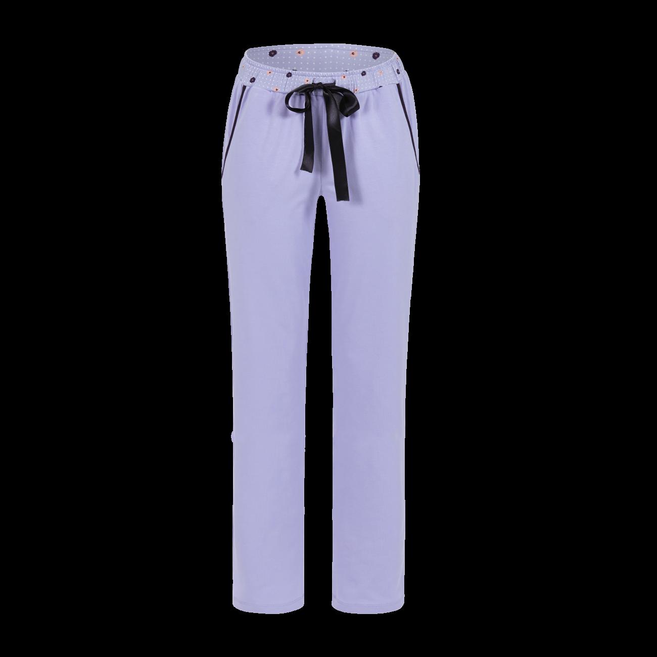 Lange Hose mit Gummizug