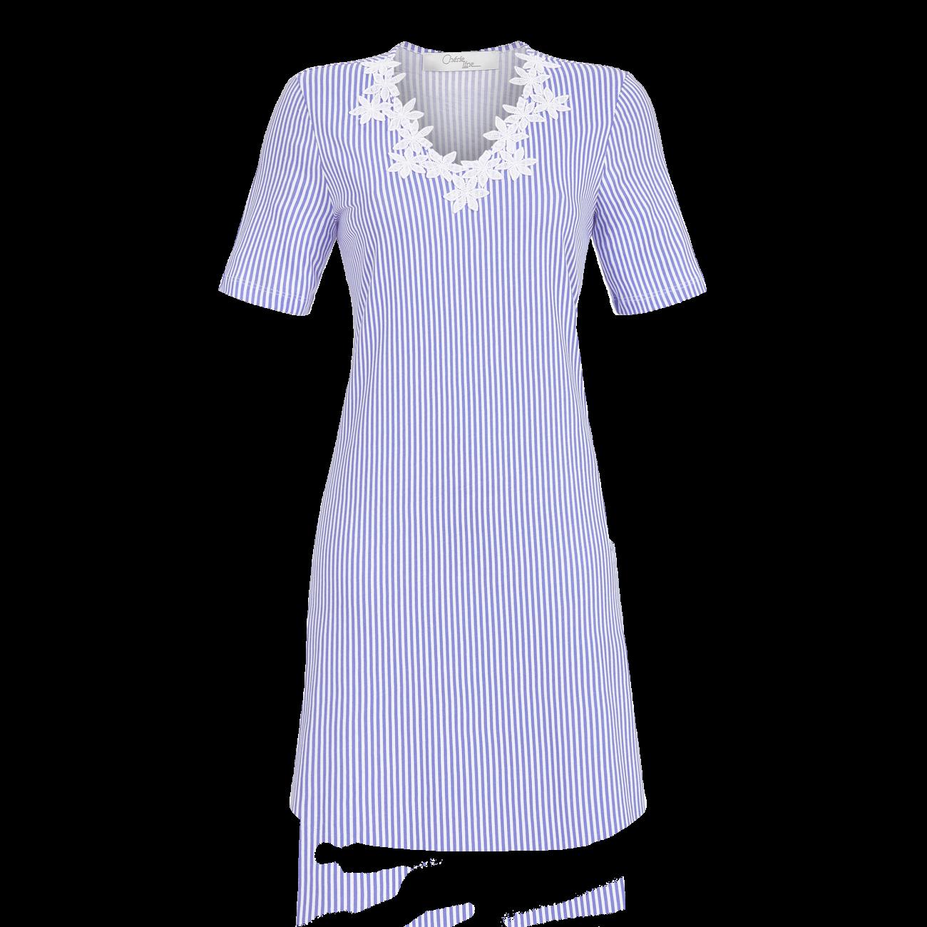Nachthemd im Streifendessin blue | 38