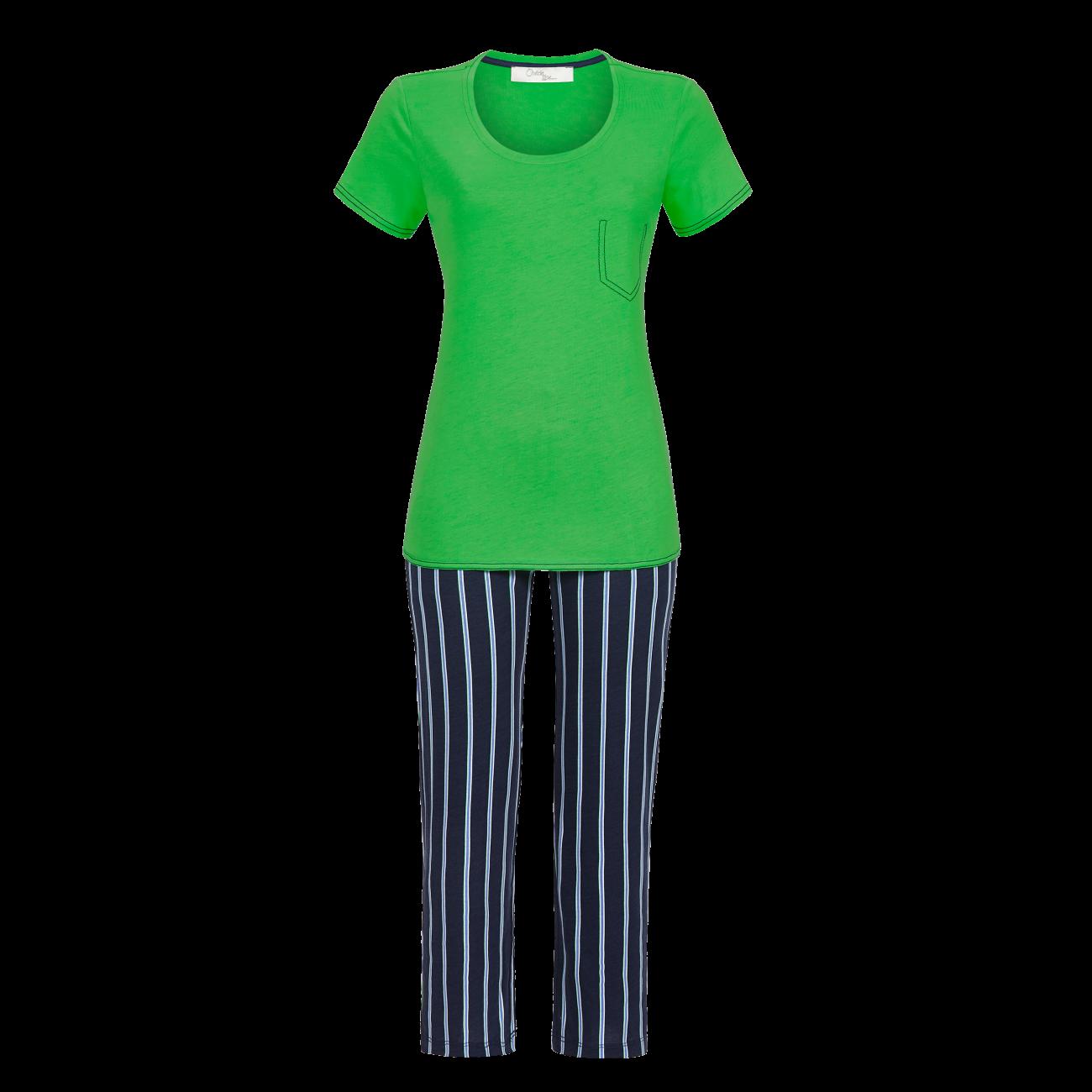 Pyjama mit 7/8 Hose palm springs | 38