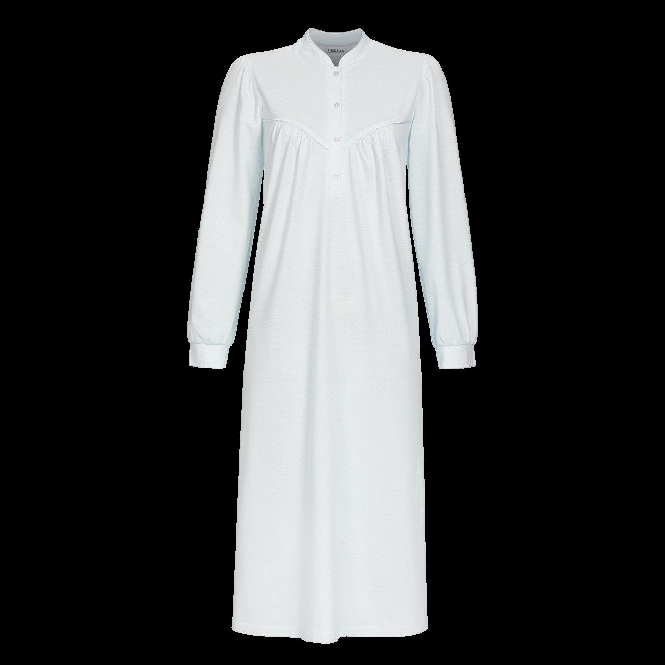 Nachthemd mit Stehkragen horizont | 44