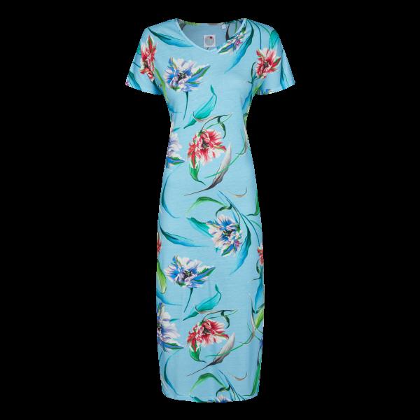 Nachthemd mit Blumendessin caribic | 38