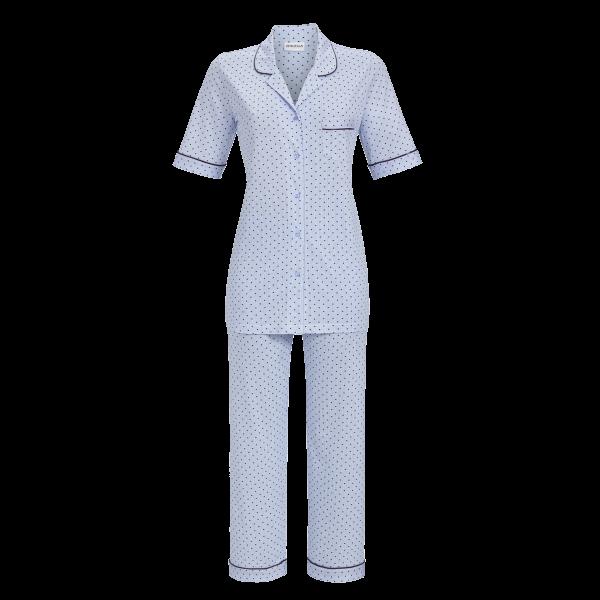 Pyjama mit 7/8 Hose pool | 44