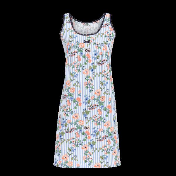 Nachthemd mit Blumendessin blue bell | 36