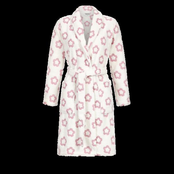 Mantel mit Schalkragen off-white | 40