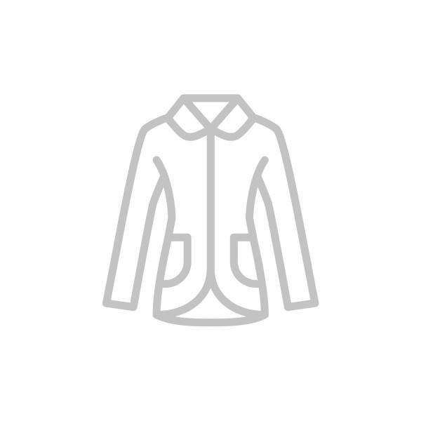 Jacke mit Bündchen grau-melange | 38