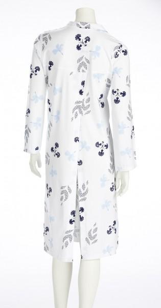 Damen-Pflegehemd 1/1 Arm weiss | S